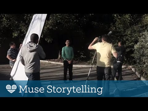 Filmmaking Tips: How To Shoot Outside With Modifiers - SMAPP Series