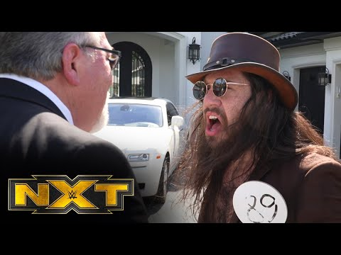 Ted DiBiase outbids Cameron Grimes for a house: WWE NXT, May 11, 2021