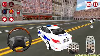 Real Police Car Driving Simulator 3D   Police Driving Game - Android GamePlay 2018