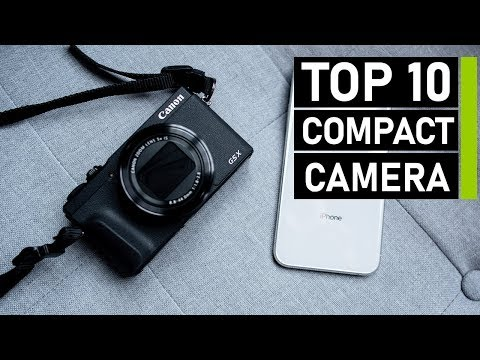 Top 10 Compact Cameras In 2020 | Best Point & Shoot Cameras