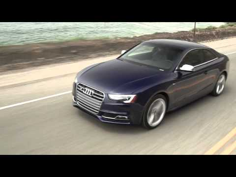2013 Audi S5 - Driving Footage