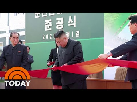 Kim Jong Un Reportedly Makes First Public Appearance In Weeks | TODAY