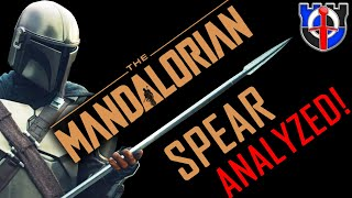 Star Wars Mandalorian BESKAR SPEAR - Pop-culture weapons analyzed
