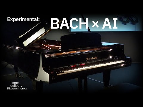 Experimental: Bach x AI