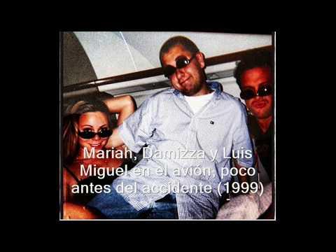 Productor habla del accidente aéreo que sufrieron Luis Miguel y Mariah en 1999