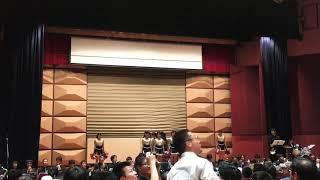 東北大学ブラチアステージ「Everyday、カチューシャ」(第57回全国七大学応援団・応援部合同演舞演奏会)