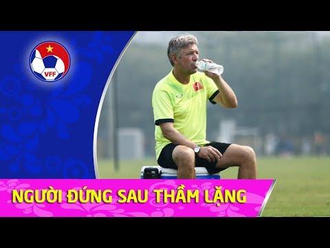 GĐKT Jurgen Gede  nguời đứng sau những chiến công KỲ VĨ của bóng đá Việt Nam