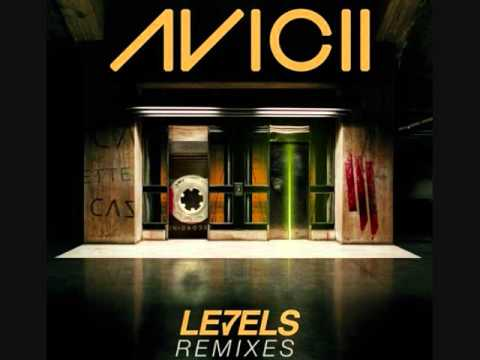 Avicii Levels Skrillex Remix vs Porter Robinson Unison Knife Party Remix