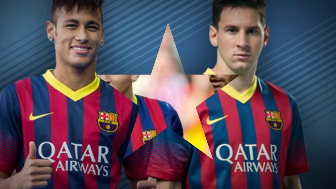 Neymar Messi Wallpaper