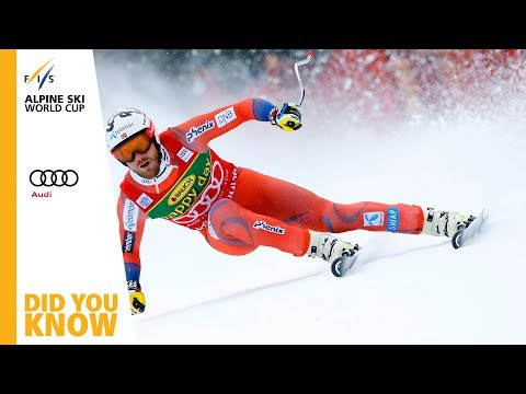 Did You Know | Lake Louise | Men's Downhill/SuperG | FIS Alpine