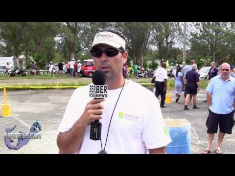 Andy Pereira At Kings Of Construction Fun Day, Oct 21 2012