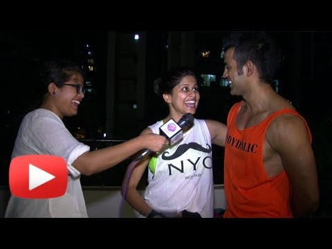 Sai Tamhankar's Fitness Mantra - Exclusive Interview - Pyaar Vali Love Story Latest Marathi Movie