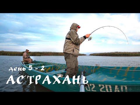 Астрахань. День 5-2. ЖОР КРУПНОЙ РЫБЫ | Рыбалка мечта | Рыбалка на спиннинг в Астрахани
