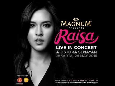 Raisa Pemeran Utama Live In Concert 2015 - Last Rehearsal