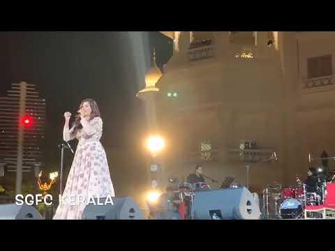 Shreya Ghoshal Singing Ghar More Pardesiya In Bollywood Park Dubai Concert Shreya Ghoshal Live💖💖💖
