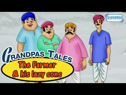 The farmer his son a<br><iframe title=
