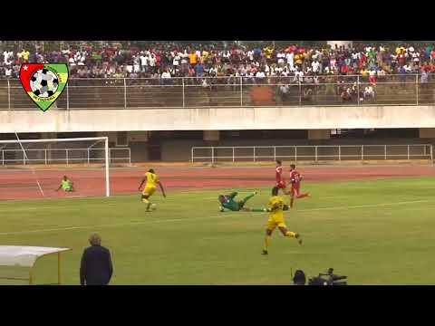 Togo-Iles Maurice ( 6-0) en amical à Lomé