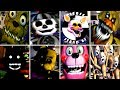 Download ALL 8 SECRET ANIMATRONICS - Ultimate Custom Night