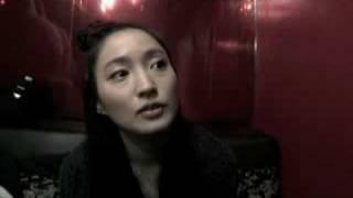 安藤裕子さんにライジングサンロックフェスティバル2008 への意気込みを...