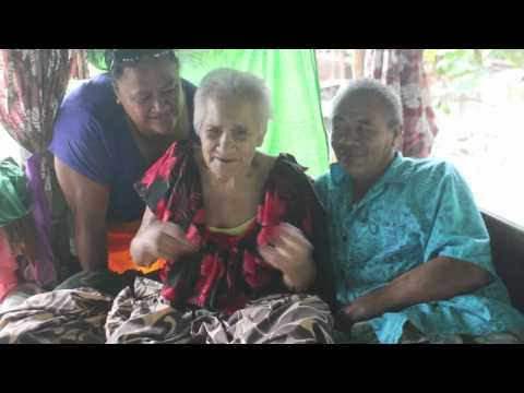At 109…she might be the oldest in Samoa