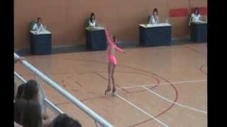 Campionat Provincial Infantil 2013 Patinatge Artístic