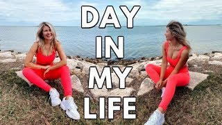 VLOG: planning fall class schedule, garage gym tour, scenic bike ride, how i'm doing