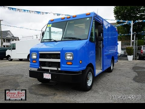 2006 Ford E350 Step Van Box Truck For Sale Youtube