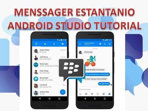 Criando Chatting Room Em Android Studio
