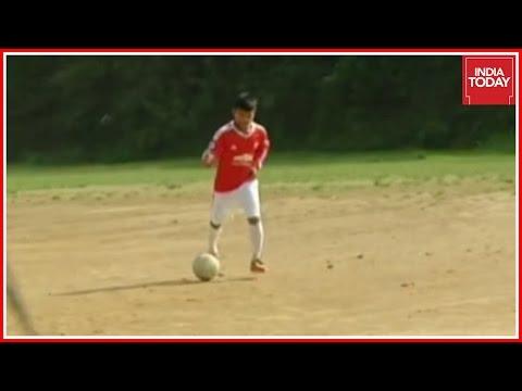 Mizoram Kids Making It Big In World Soccer