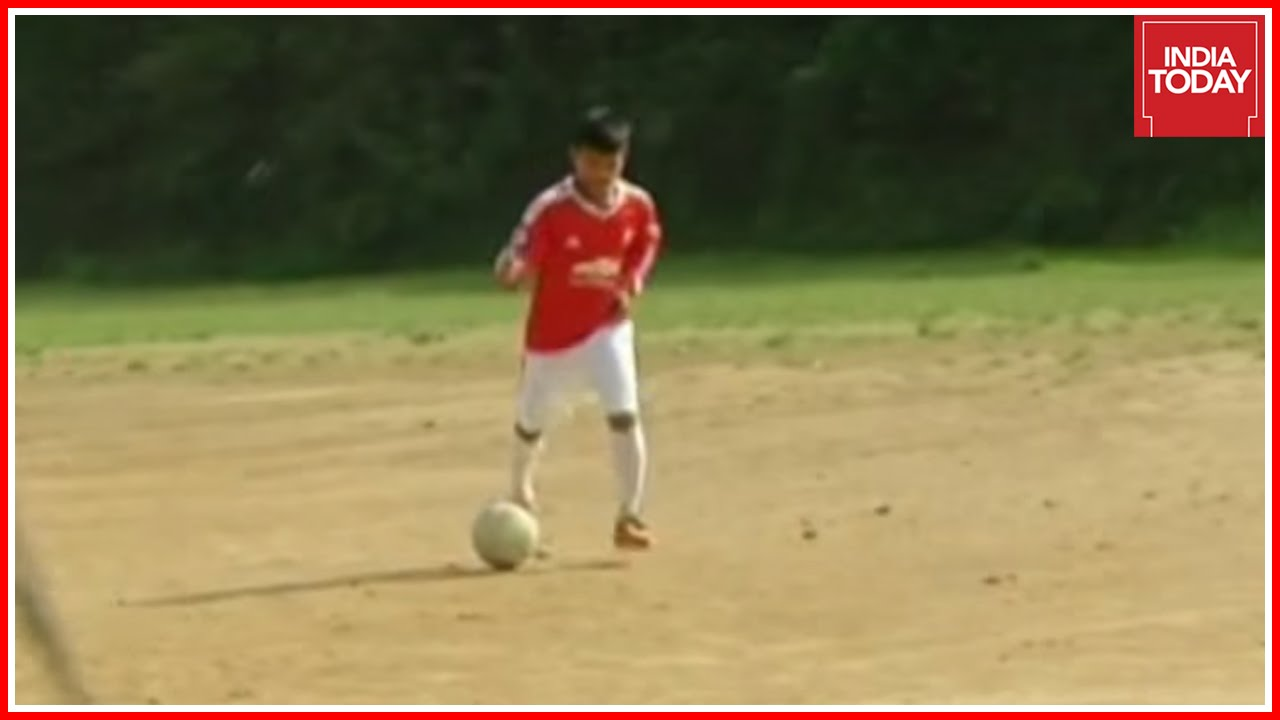 Mizoram Kids Making It Big In World Soccer