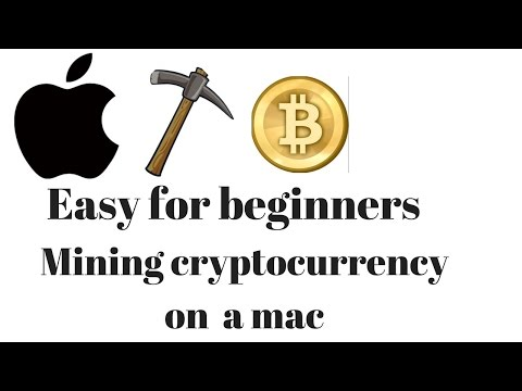How to mine cryptocurrencies on Mac