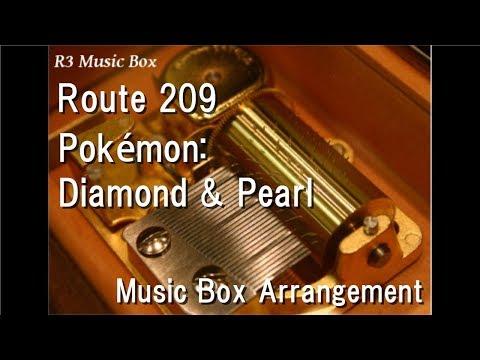 Route 209/Pokémon: Diamond & Pearl [Music Box]
