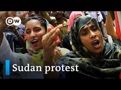 Sudan revolution: Protest draws tens of thousands | DW News