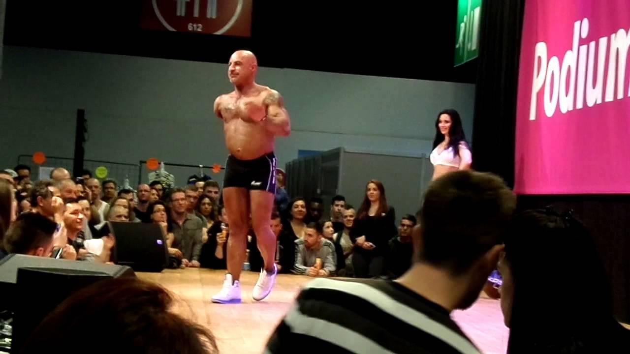 Salon mondial body fitness 2015 paris mickael louvel youtube - Salon body body paris ...