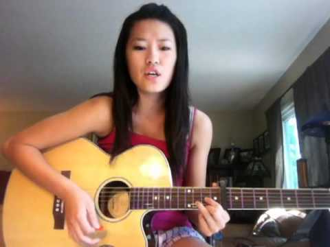 I Do Cherish You-Mark Wills Acoustic cover by Hana Nguyen