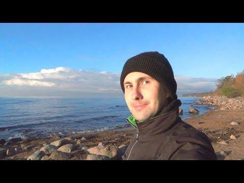 【Экскурсия】🍂Золотая Осень・🌅Финский Залив・🚢Балтийское Море・🌲Зеленогорск「Влог⚓Санкт-Петербург」