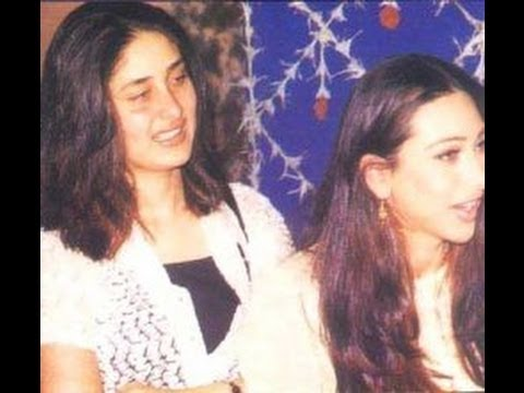 KAREENA KAPOOR CHILDHOOD PHOTOS AND UNSEEN PHOTOS - YouTube