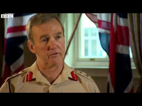 BBC News Defence chief  Huge challenges for UK Armed Forces