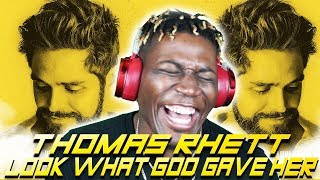 Thomas Rhett - Look What God Gave Her (First Impression) 2LM Reaction mp3