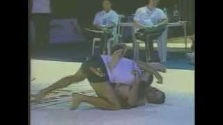Eddie Bravo vs Royler Gracie (entire match) ADCC 2003