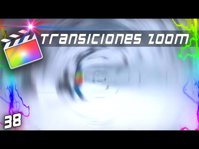 Transiciones Zoom Descarga Gratis Cap 38 Curso Final Cut Pro X Youtube