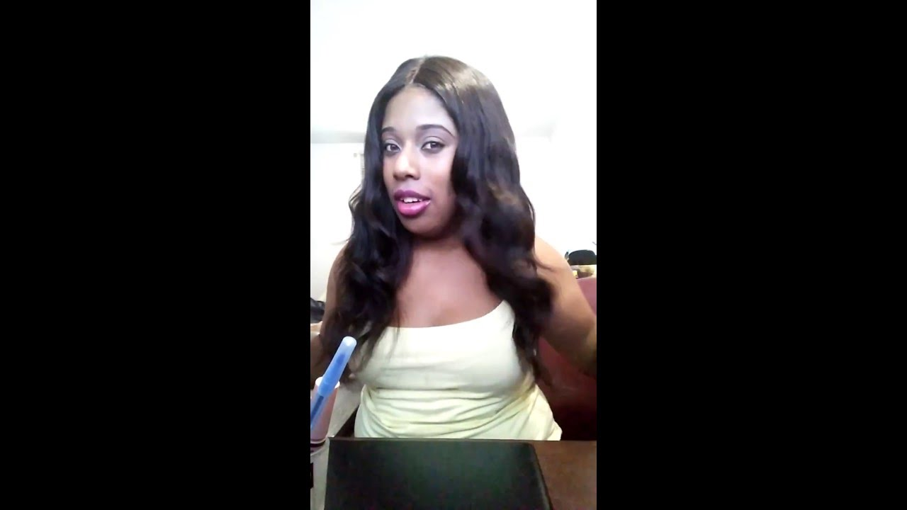Dhairboutique Sea Collection By Angela Simmons Hair Review Youtube