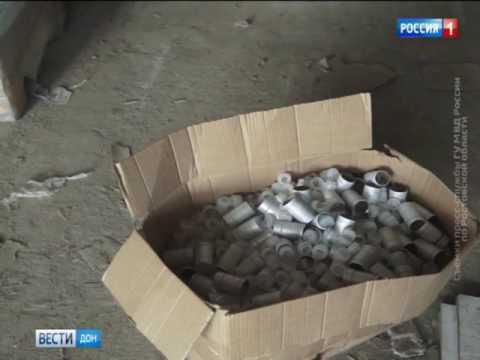 В Ростовской области задержали производителей контрафактного алкоголя
