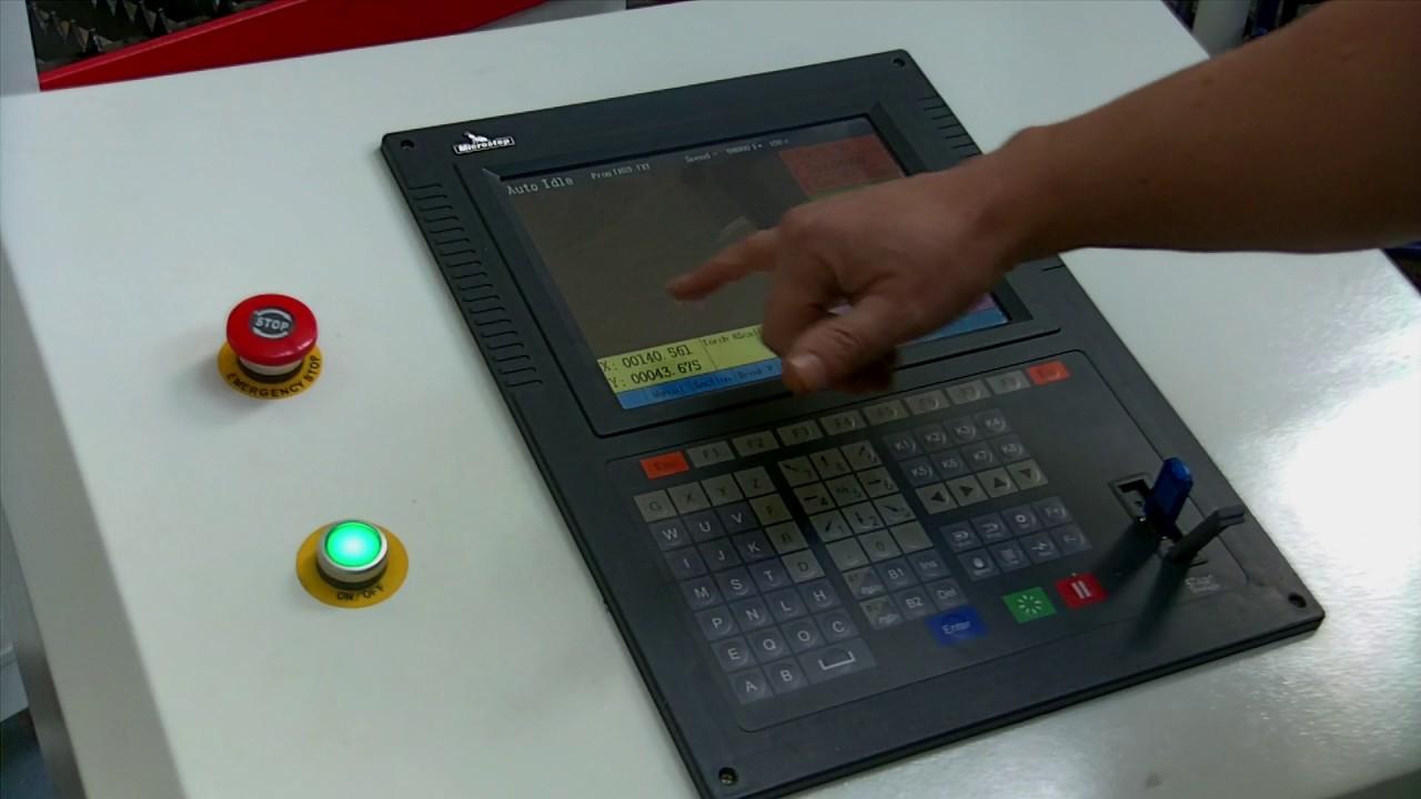 Microstep CNC Plasma control