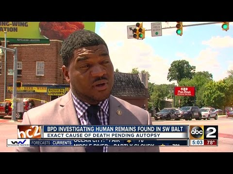 Police investigating after man found dead in Baltimore