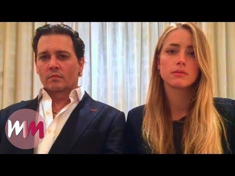Top 10 Volatile Celebrity Couples