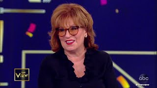 Happy Birthday Joy Behar! | The View