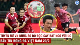VN Sports 23/2 | CLB HCM bị tố vi phạm luật chuyển nhượng vụ Lee Nguyễn, Tuấn Anh- Q.Hải báo tin vui