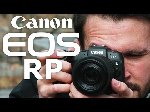 Canon EOS RP | Hands On