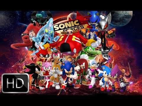 Avengers Infinity War Trailer But It S Sonic Forces Youtube